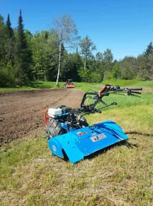 Tracteur Bcs 853 avec accessoires