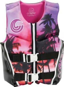 Connelly Youth Classic Neoprene Life Jacket - Girl's