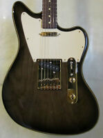 Warmoth Jazzcaster/Telemaster Body With USACG Neck