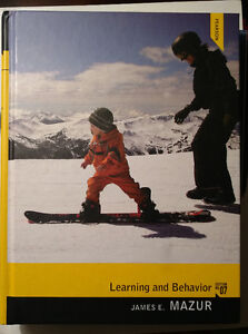 Learning and Behavior 7th Ed. by Mazur Windsor Region Ontario image 1