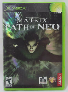 The Matrix Path of Neo - Xbox Game