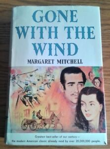 """Gone With The Wind"" Hardcover ( 1964 ) Edition"