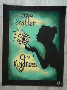 Scatter kindness Prince George British Columbia image 1