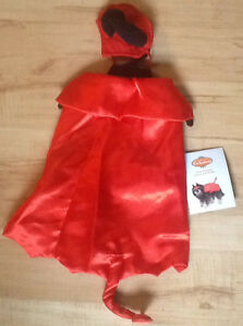 Canine Chic Exclusives Devil Dog/Cat Costume