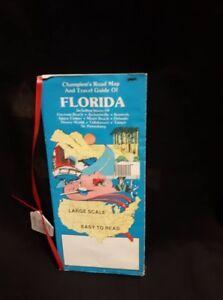 1987 Florida Map