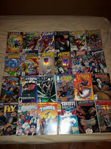 Comic Books - Marvel & DC