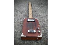 Cigar Box Guitar FREE P&P