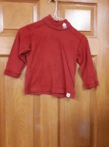 Red Olympic Turtleneck Size: 5