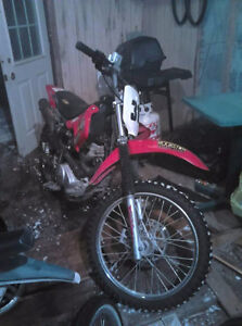 2007 Baja 125cc DR (Dirt Runner) FOR SALE OR TRADE!