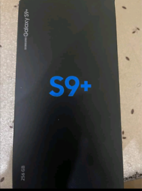Galaxy S9 Plus 256gig mint condition