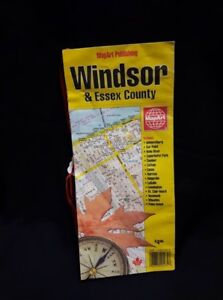Windsor and Essex County Map2005