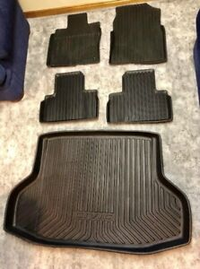2018-2019 Honda Civic floor liner mats