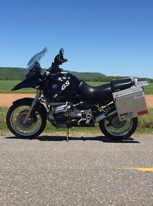 Ride the World! Beautiful 2002 BMW R1150 GS LOADED Must See 8300