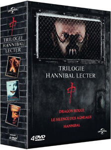 Coffret Hannibal Lecter - Trilogie