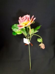 Pink Artificial Rose