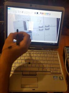 Laptop hp i5 / Tablet ( pen / touch ) : 2 en 1