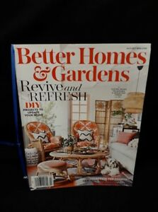July 2017 Better Homes & Gardens