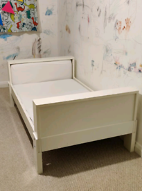 IKEA Vikare extendable kids bed - delivery available.