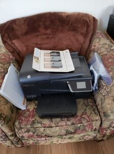 I have an HP Officejet Printer