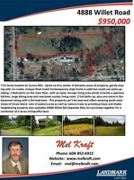 7.91 Acres with 3300 Sqft Home