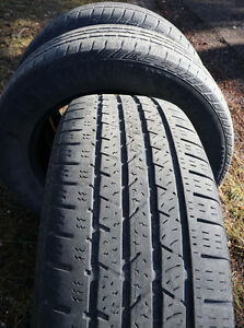 3 tires Continental
