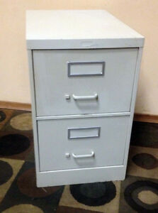 Cheap & good 2 Drawer Legal filing Cabinet  SEE VIDEO