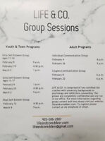 Youth Self-Esteem and Adult Communication Groups