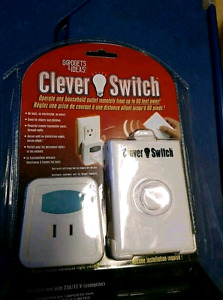 Clever Switch  (pour controller prise a distance )