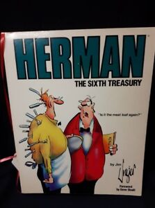 Herman the Sixth Treasury by: Jim Unger