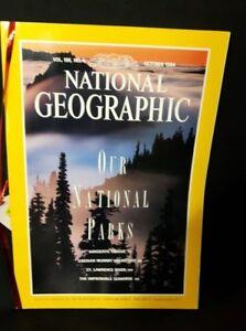 October 1994 National Geographic Magazine