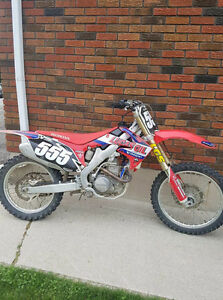 2012 Honda CRF 250r - Great Condition