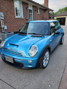 2002 mini cooper supercharged r 53