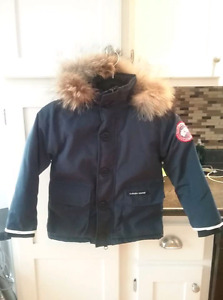 Boys Youth size medium Canada Goose jacket