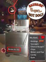 Hotdog Cart Catering in Sudbury and Area
