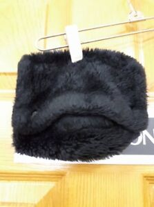 Black Fleece Child's Muff