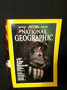March 1992 National Geographic Magazine