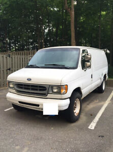 Commercial van for sale