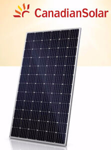 New Canadian Solar 275W 300W 340W 365W poly mono solar panel