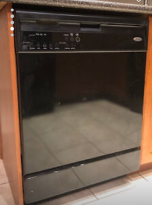 "Whirlpool 24"" under counter fully digital dishwasher"