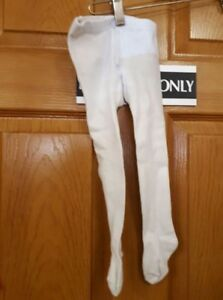 White Tights Size: 18 M