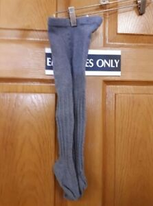 Grey Tights Size: 2