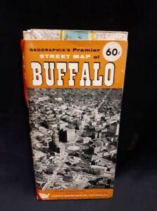 Geographia's Premier Street Map of Buffalo
