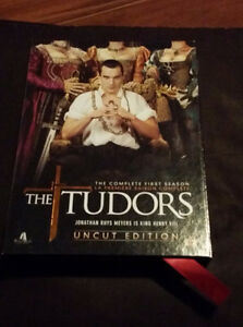 The Tudors First Season 1 Uncut Edition DVD 2008