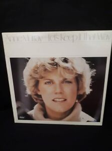 Anne Murray Let's Keep it That Way LP