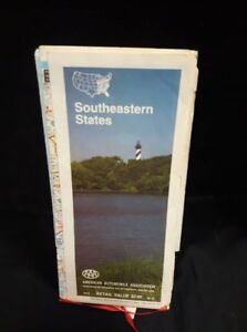1986 Southern States Map