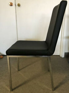 Dining chairs  6pc new in the box