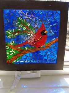 Stained glass Mosiac