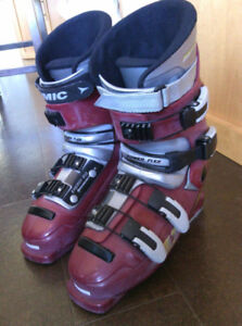 Raichle 3.7 Power Flex Atomic Ski Boots Mondo 305mm Size US 9