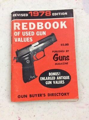redbook of used gun values 1973