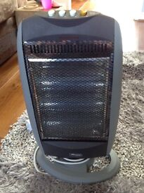 Halogen heater now only £7